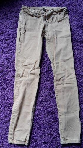 Braune Jeans in Gr. 34/36