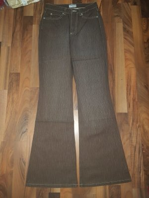braune Jeans NEU Gr. 34 von heine