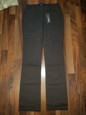 braune Jeans Neu mit Etikett Gr. 36 von flashlights