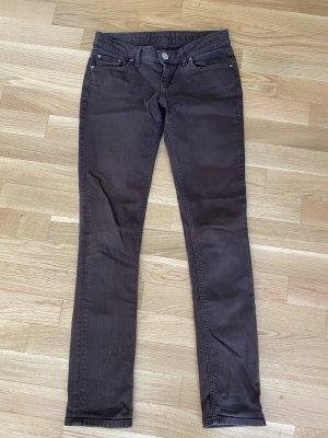 Braune Jeans von LTB! Für Frauen mit langen Beinen! Länge 34