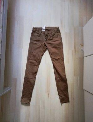 Braune Jeanshise von GAS
