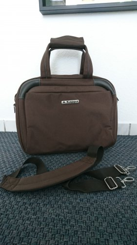 Kappa Laptop bag brown-dark brown