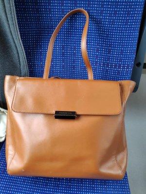Braune Leder-Tasche von Mandarina Duck