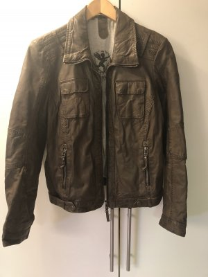 Gipsy Leather Jacket brown