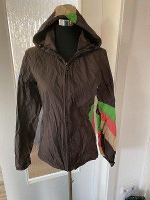 Braune leichte Jacke / Regenjacke von Zimtstern, Gr. M