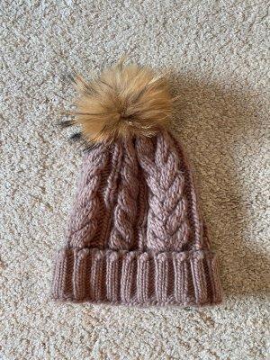 Bobble Hat bronze-colored