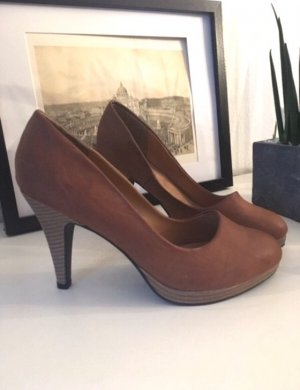 Braune Pumps Gr.40