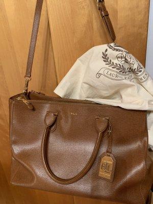 Braune Ralph Lauren Tasche