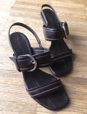 Braune Sandalen von Bally