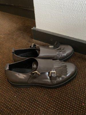 Braune Schuhe 39