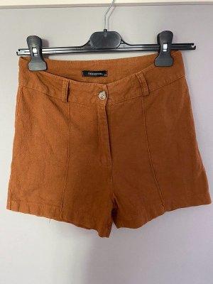 Braune Shorts / Hotpant von Trendyol, Gr. 34