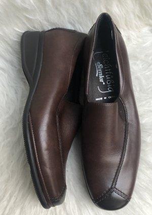 Semler Zapatos de marinero marrón