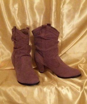 Bon Prix Heel Boots brown