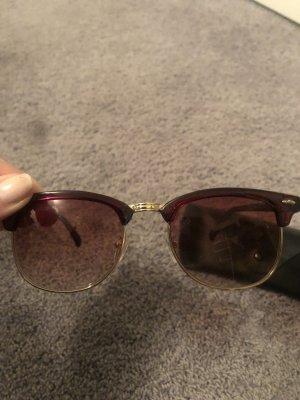 Panto Glasses bronze-colored-black