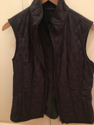 Valiente Quilted Gilet brown