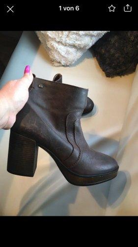mtng Originals Low boot brun noir