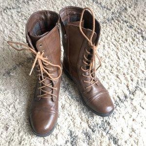Braune Stiefel Gr. 37