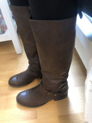 Braune Stiefel Größe 39