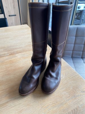 Western Boots brown