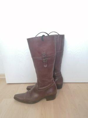 Braune Stiefel von Goetz