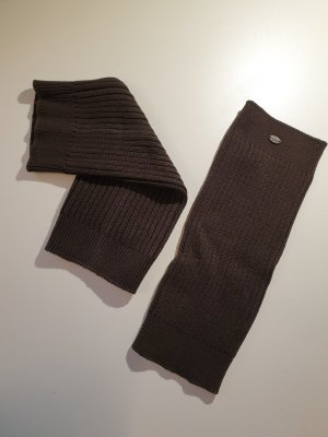 s.Oliver Legwarmers taupe-brown