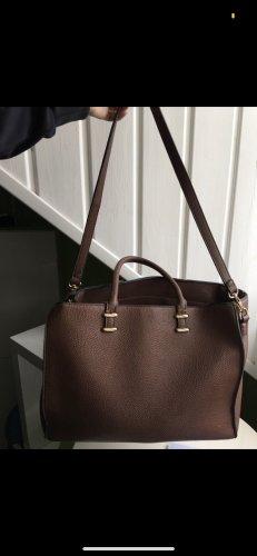 H&M Shopper brun