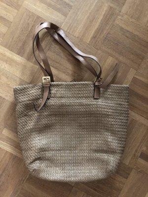 Braune Tasche aus Kord, Pieces