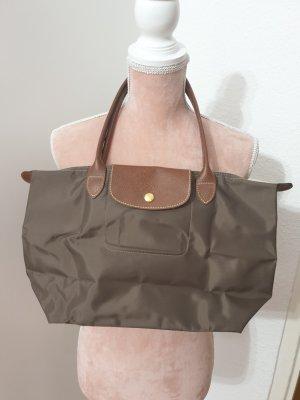 braune Tasche von Longchamp