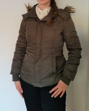 Jennifer Taylor Chaqueta de entretiempo marrón-marrón claro