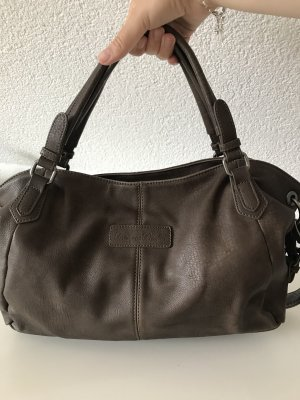 Fritzi aus preußen Crossbody bag grey brown-light brown