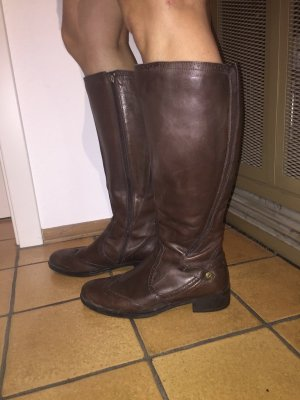 Chelsea Boot brun cuir