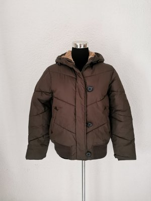 Authentic Giacca invernale bronzo-sabbia
