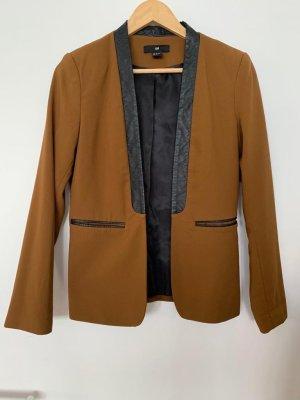 Brauner Blazer von H&M