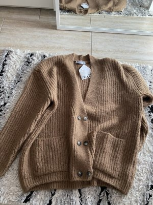 Brauner Cardigan kuschelig M Damen neu Fashion Zara