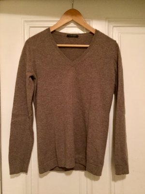 Brauner Cashmere Pullover von Strenesse