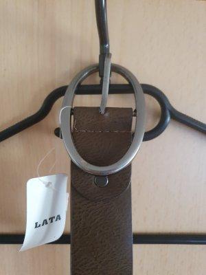 Lata Cinturón de cadera marrón
