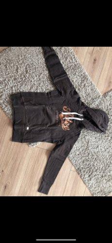 H&M Sweatshirt met capuchon veelkleurig