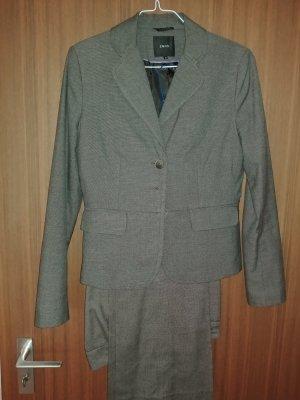 Zero Tailleur-pantalon marron clair-brun