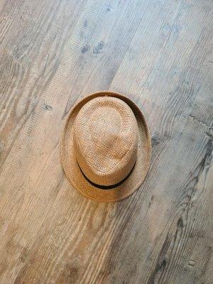 mister*lady Kapelusz kowbojski jasnobrązowy-czarny