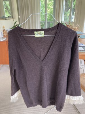 Juicy Couture V-Neck Sweater brown