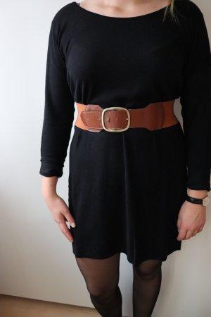 Hip Belt cognac-coloured
