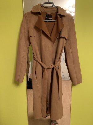 Brauner Mantel