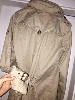 Brauner Mantel von Khujo, Größe: M