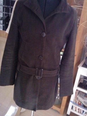 Brauner Mantel von Naf Naf 38