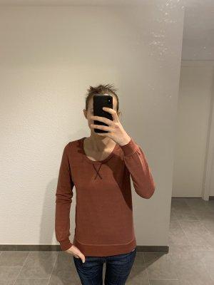 Brauner Pullover von Nümph - Größe XS