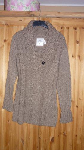 Brauner Pullover von Tom Tailor
