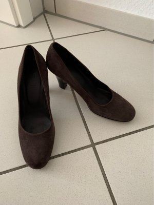 Bally Escarpins classiques  brun foncé