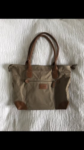 Brauner Shopper