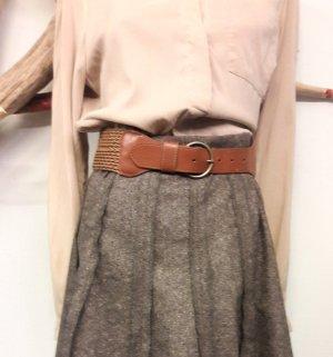 Cinturón pélvico marrón claro-marrón