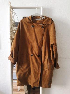 Brauner Vintage Trenchcoat